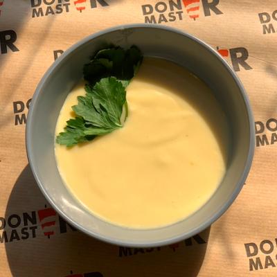 Суп сырный, 250/10гр.